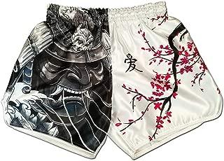 Kết quả hình ảnh cho Muay Thai Shorts Kickboxing Martial Arts Combat Fight MMA UFC Boxer Boxing Trunks