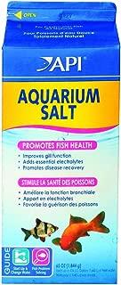 65 OZ, Aquarium Salt Promotes Healthy Gill Function