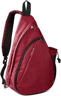 OutdoorMaster Sling Bag - Crossbody Backpack for Women & Men