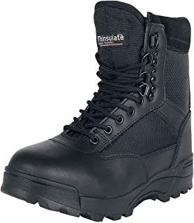 Shoes Tactical Zipper