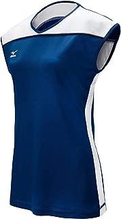 Mizuno Women's Balboa 2.0 Cap Sleeve Jersey