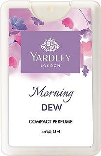 Yardley London Morning Dew Compact Perfume, 18ml