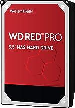 """WD Red Pro 4TB NAS Internal Hard Drive - 7200 RPM Class, SATA 6 Gb/s, CMR, 256 MB Cache, 3.5"""" - WD4003FFBX"""