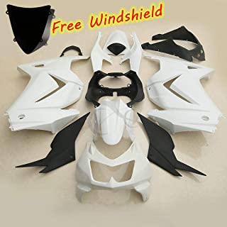 kawasaki motorcycle fairings