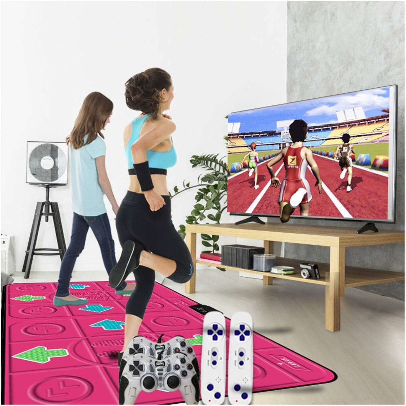 ACD Dance Finally resale Ultra-Cheap Deals start Pads Mats Double Players Yo Controller Games Mat