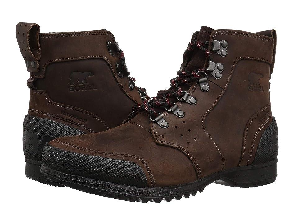 SOREL Ankenytm Mid Hiker (Cattail/Black) Men