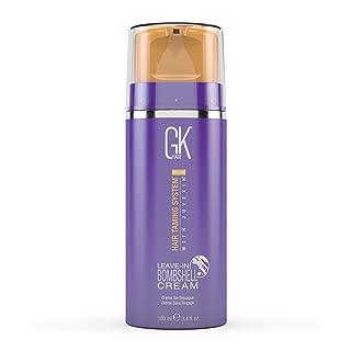 GKhair Leave-in Bombshell Blonde Hair Cream 3.4Oz