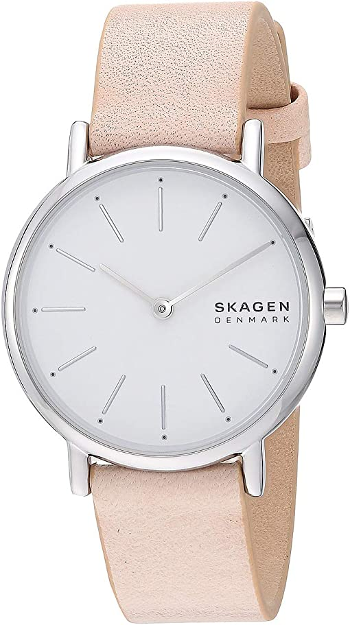 SKW2839 Silver Pink Leather