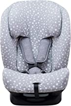 JANABEBE Funda para Bebe Confort Titan Nomad GB Everna White Star