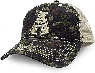 FANOUFLAGE NCAA Adjustable Trucker Hat – Camo Baseball Cap