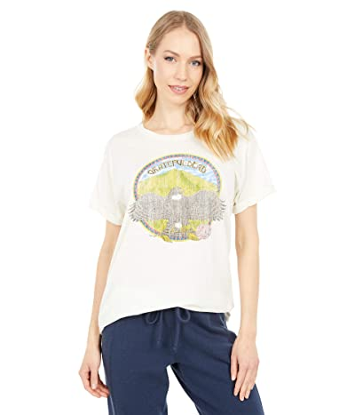 Chaser Majestic Eagle Recycled Vintage Jersey Tee