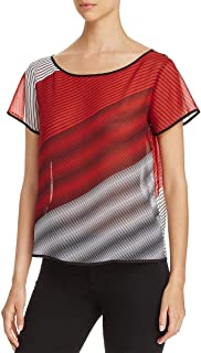 Kenneth Cole Women's Boxy Top