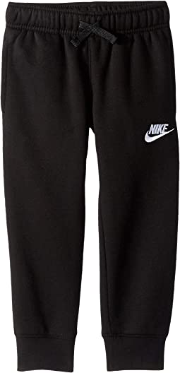 8bf7d98fef55 28. Nike Kids. Club Fleece Rib Cuff Pants ...