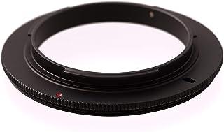 77mm Anillo de inversión de Macro Adaptador para Macro fotografia. Compatible con Nikon D3500 D850 D7500 D5600 D3400 D5 D500 D750 D7299 D810 D5300 D610