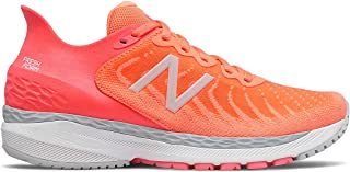 New Balance Women's 860V11 Running Shoe - Color: Frost Blue with Faded Cobalt - Size: