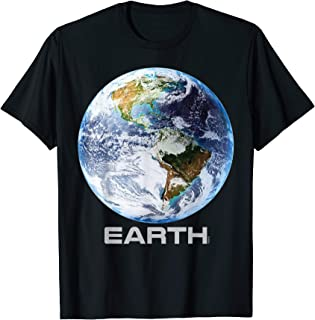 Planet Earth Shirt, Earth Day Mother Earth T-Shirt