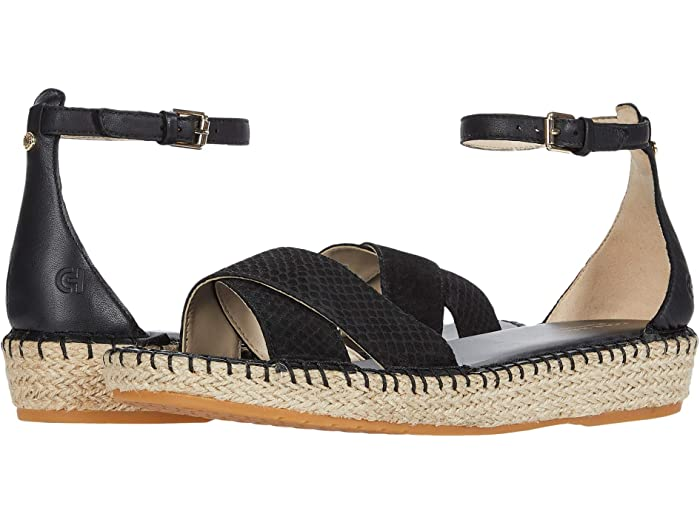 Cole Haan Cloudfeel Espadrille Ankle
