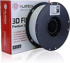 Filatech PETG Filament, Natural, 1.75mm, 1KG