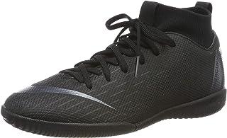 Nike Jr. MercurialX Superfly VI Academy Indoor Soccer Shoe