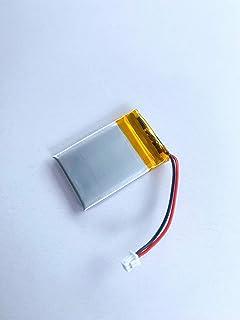 小さくてコンパクト KOAMTACバーコードリーダーの交換用バッテリー3.7V200ma大容量KDC100KDC100i ..