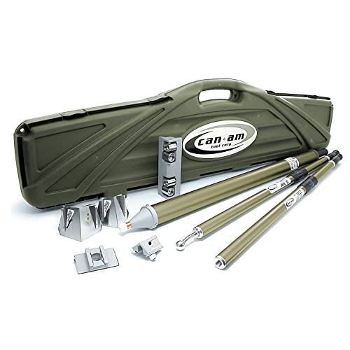 CanAm Tool P400 Full Professional Taping Tool Set – Tool Set Complete With Hard Carrying Case