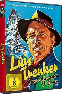 Luis Trenker-Seine Beliebtesten TV Serien [Alemania] [DVD]