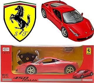 Rastar R/C 1:14 Ferrari 458 Italia, Multi-Colour, 47300