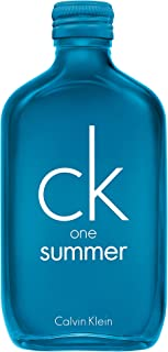 Calvin Klein One Summer Eau De Toilette, 3.4 oz.