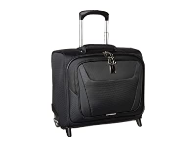 Travelpro Maxlite(r) 5 Carry-On Rolling Tote (Black) Luggage