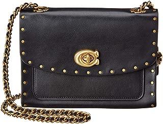 Coach Womens Handbag, b4 Black - 29389