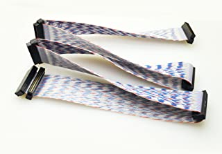 Internal 68 Pin SCSI Ribbon Cable - 5 Device SCSI Cable