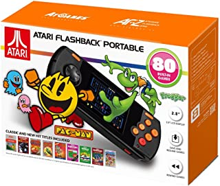 Atari Flashback Portable Console (80 Games Included)