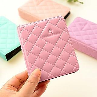 Shopizone Mini 36 Pockets Album for Instax Mini 8/9 / 9+ Accessory Travel Diary to Store Memories - Pink