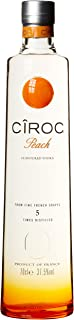 CÎROC Peach Ultra-Premium Vodka 1 x 0.7 l