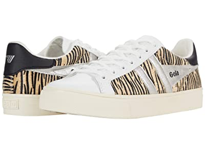 Gola Orchid II Africa (White/Zebra/Silver) Women