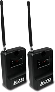 Alto Professional Stealth Wireless Expander Pack | 2 Additional Receivers for the Stealth Wireless System