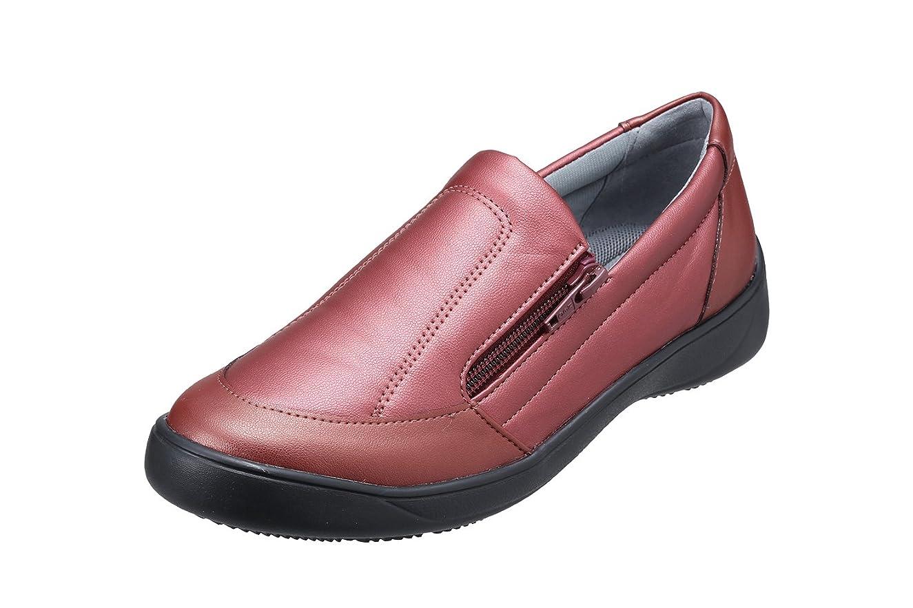 サリーエントリに関して[パンジー] 4347 シューズ 靴 レディース 4E ソフト 軽量スニーカー