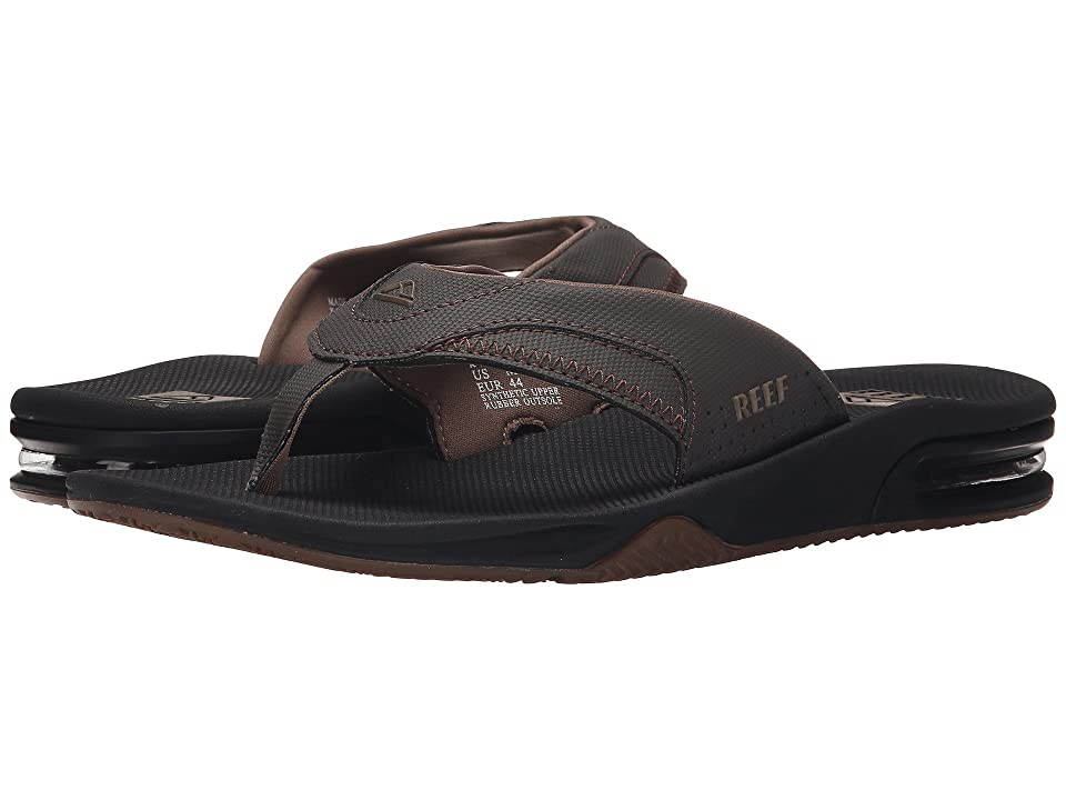 Reef Fanning (Vintage Brown 2) Men