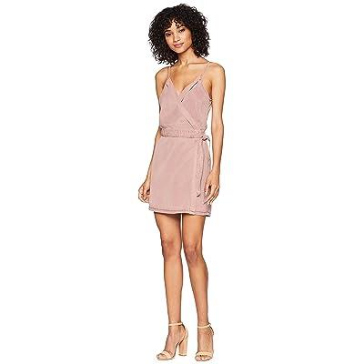 Young Fabulous & Broke Alberta Dress (Dusty Pink) Women