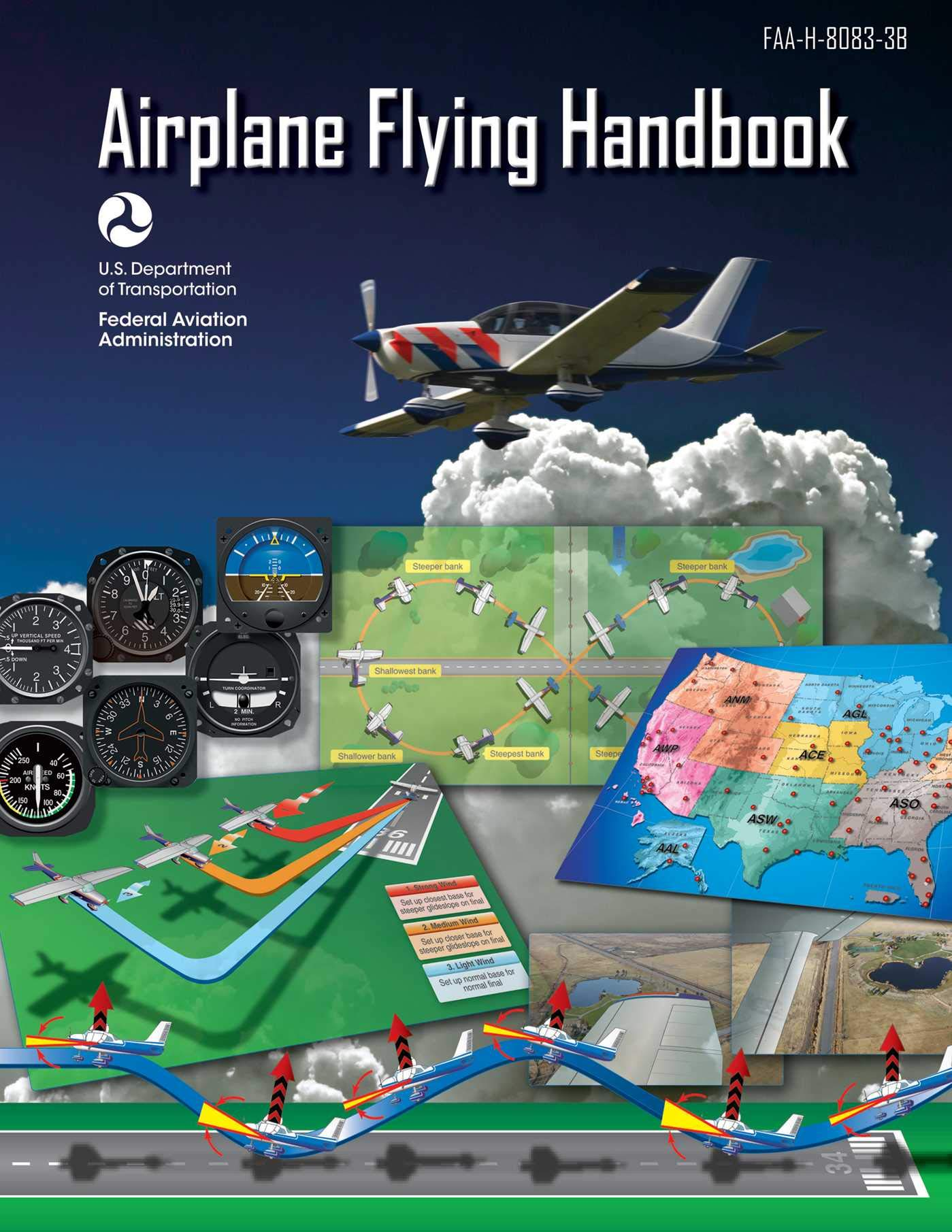 Airplane Flying Handbook (Federal Aviation Administration): FAA-H-8083-3B (English Edition)