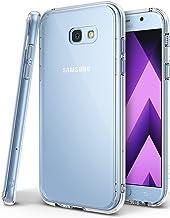 Ringke Fusion Compatible con Funda Galaxy A5 2017 Absorcion de Choque Cojín Carcasa para Galaxy A5 2017 - Transparente