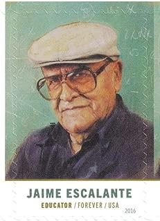 USPS Jaime Escalante Forever Stamps - Sheet of 20