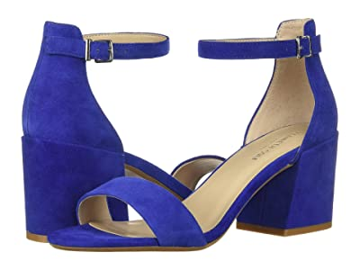 Kenneth Cole New York Hannon (Blue Suede) Women