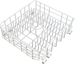 Supplying Demand WD28X10335 Lower Dishwasher Dish Rack Assembly With Wheels For 1810244 & PS3486947