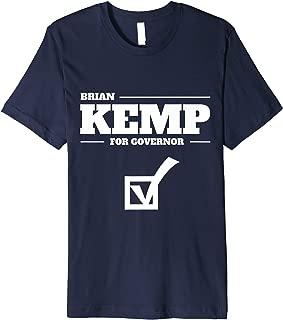 Vote Brian Kemp Shirt - Georgia Governor 2018 Election Tee