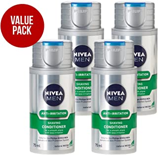4 X Philips HS800 Nivea Shaving Conditioner Moisturising Balm For Men