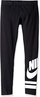 Nike Girl's Sportswear Graphic Leggings