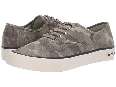 SeaVees Legend Sneaker Saltwash (Sage Camo) Men