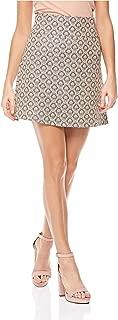 Trendyol Skirt For Women, X-Large, Brown