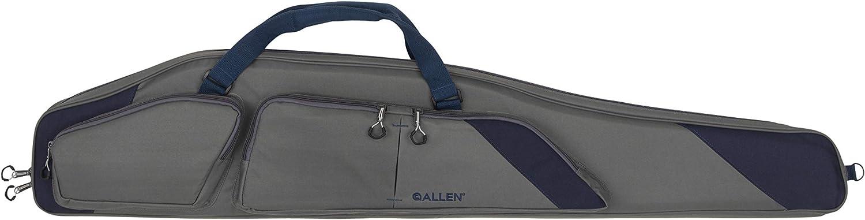 Allen Company Kenosha 1 year warranty Rifle Award Case - Gray Indigo 50 inches